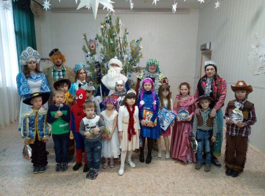 Праздничные спектакли в ДШИ