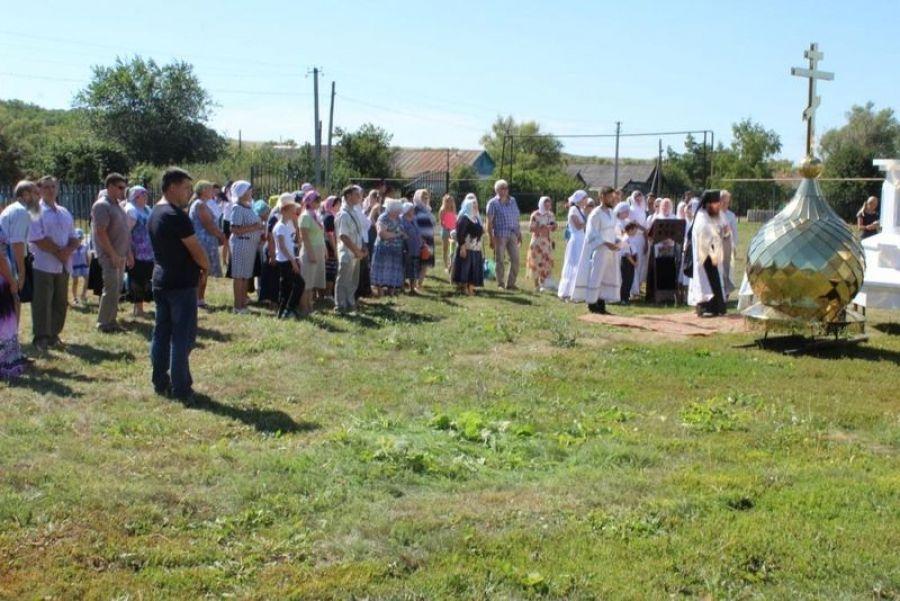 Праздник «Яблочный спас» в Македоновской школе