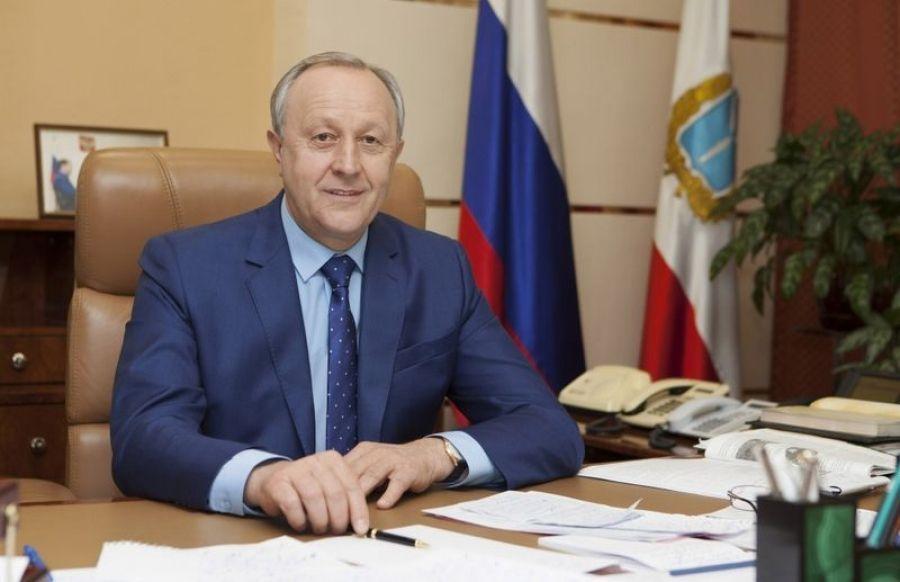 Валерий Радаев призвал глав районов обеспечить достойное проведение выборов Президента РФ на вверенных им территориях