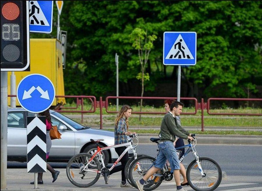 Безопасный двухколёсный транспорт