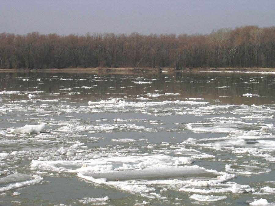 Подготовка к весеннему паводку в Широкинском МО