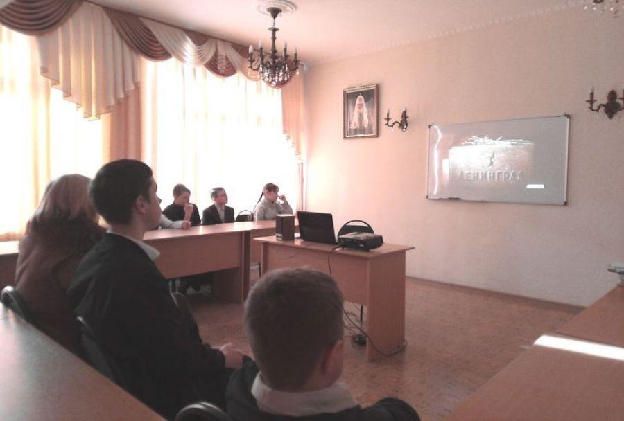 Видеоурок  «Блокада Ленинграда»