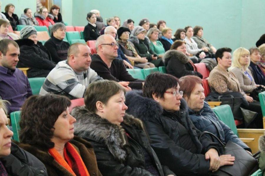 В Вязовском МО подвели итоги социально-экономического развития за 2017 год