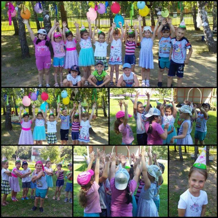 День именинника в детском саду