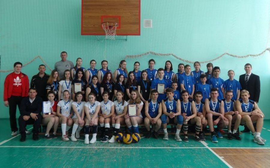 Открытое Первенство ДЮСШ по волейболу среди юношей и девушек