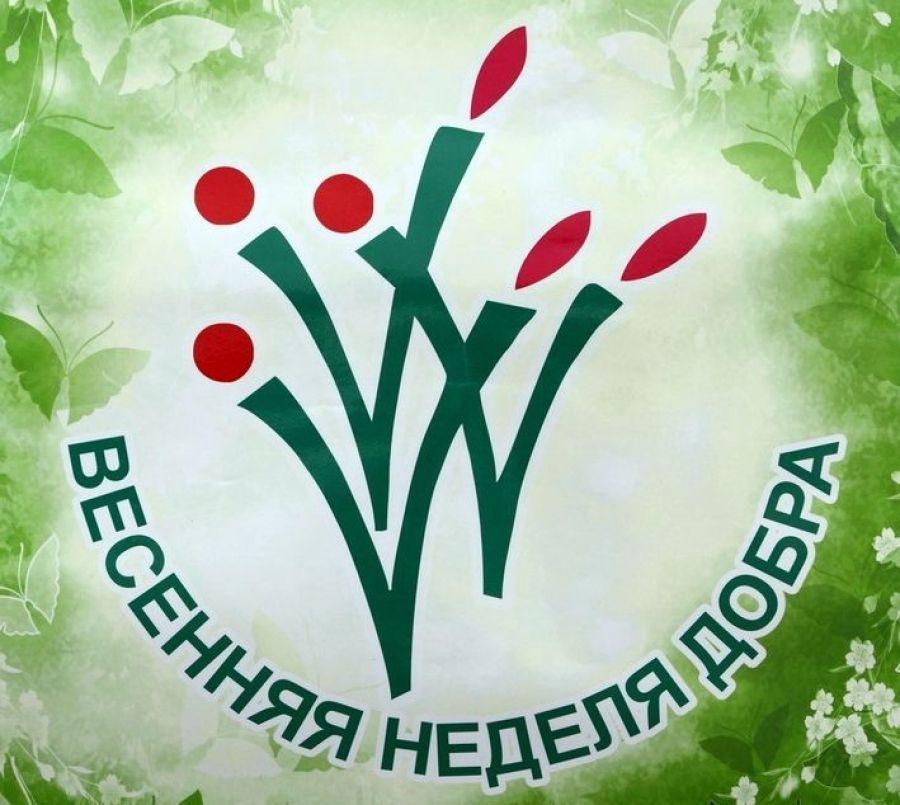 Всероссийская акция «Весенняя неделя добра»