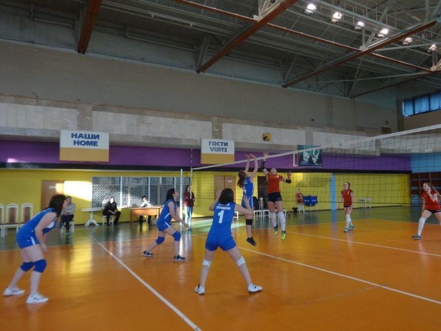 Чемпионат Саратовской области по волейболу среди девушек