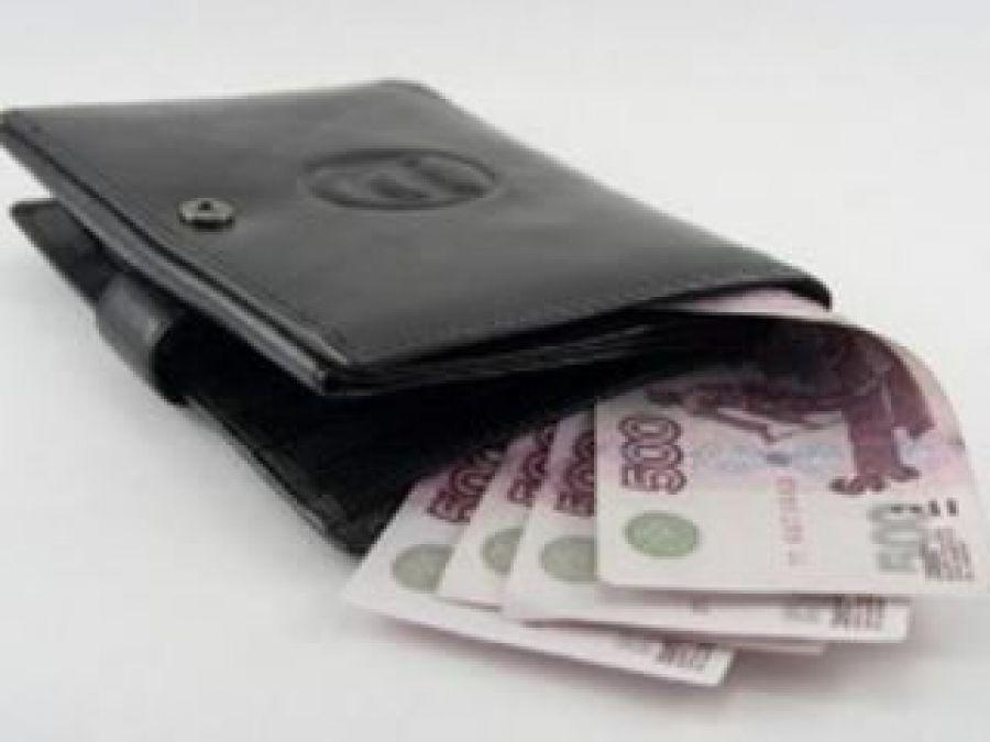 Среднемесячная заработная плата в Татищевском муниципальном районе