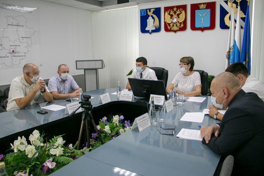Оперштаб: Ужесточение масочного режима в Саратовской области
