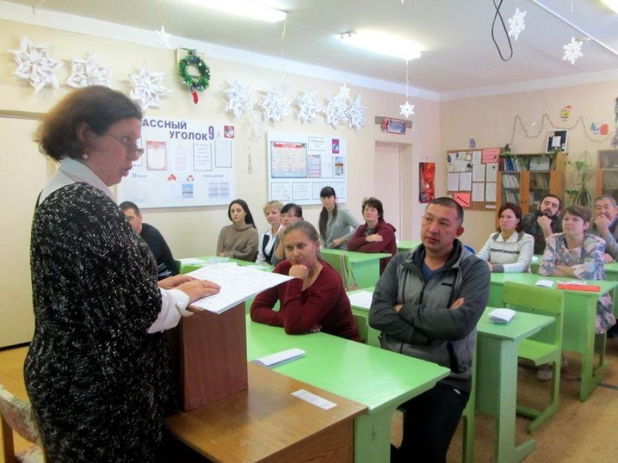 Методический день в сторожевской школе