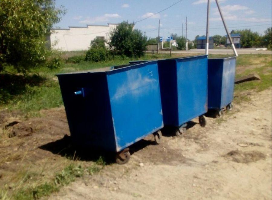 Сбор и вывоз твердых бытовых отходов в Идолгском МО