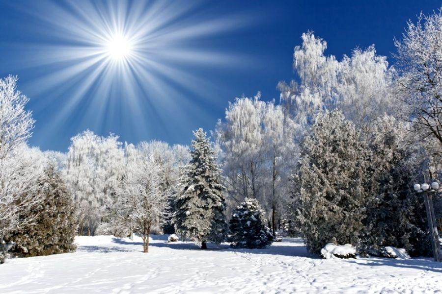 Оперативный прогноз погоды на 4 декабря 2019 года