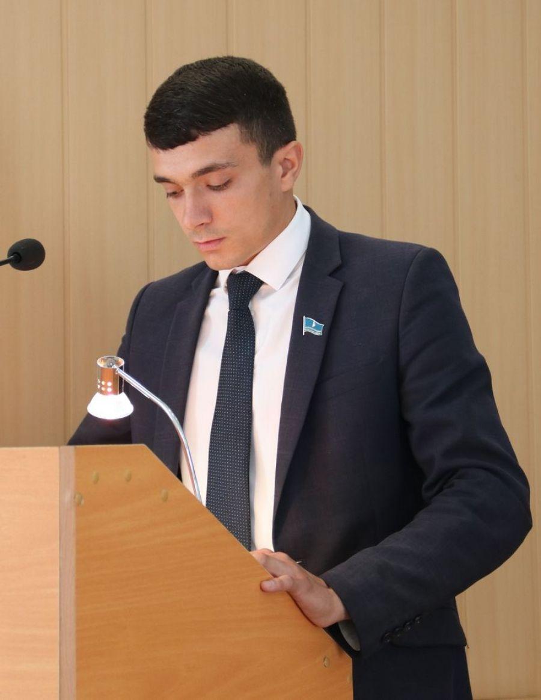 Доклад исполняющего обязанности заместителя главы администрации Татищевского района Е.А.Киселева
