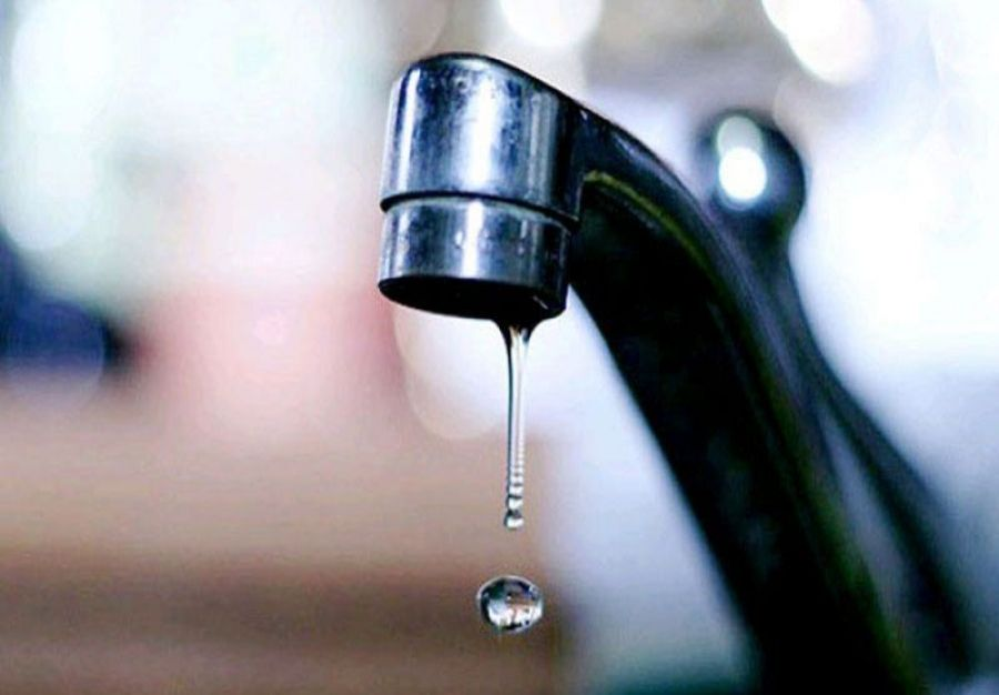 Вниманию жителей п.Садовый: отключение воды!