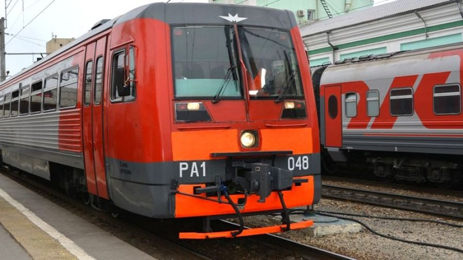 Акция «Вперед к здоровью» пройдет в пригородном поезде сообщением Анисовка – Татищево