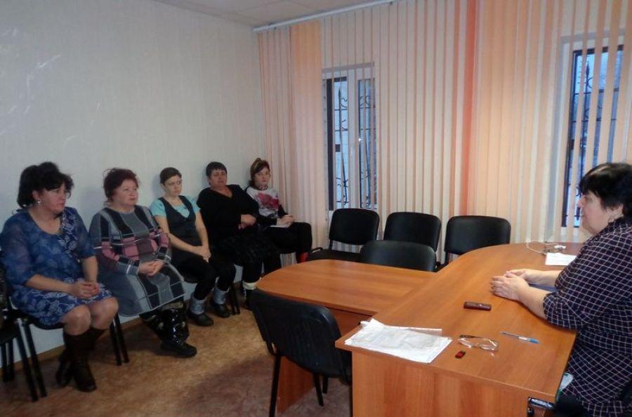 Встреча с руководителями учреждений соцсферы с.Ягодная Поляна