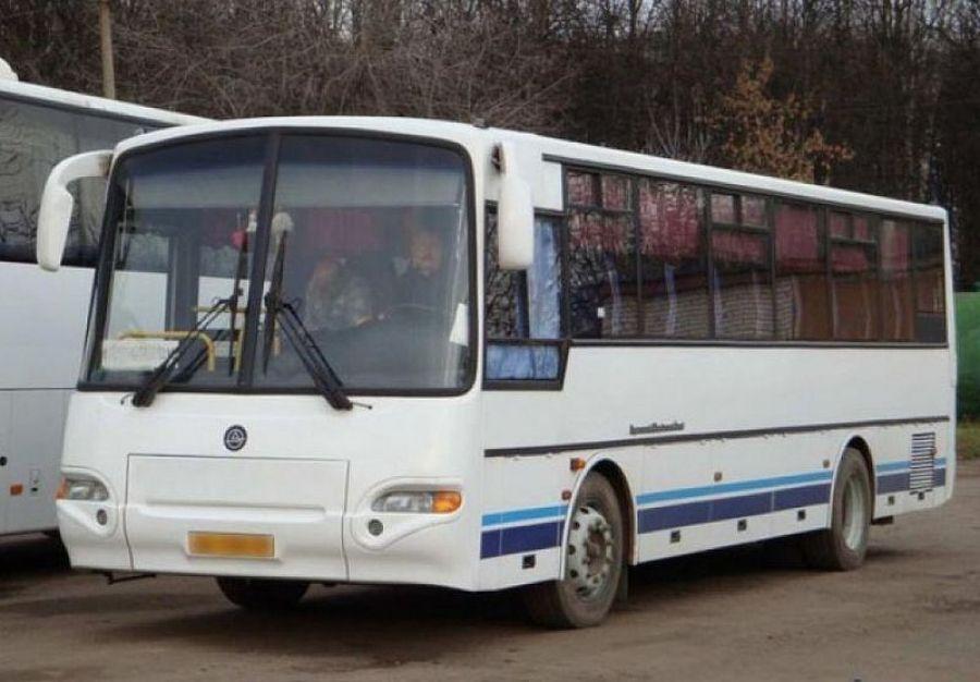 Изменено расписание движения автобусного маршрута №242
