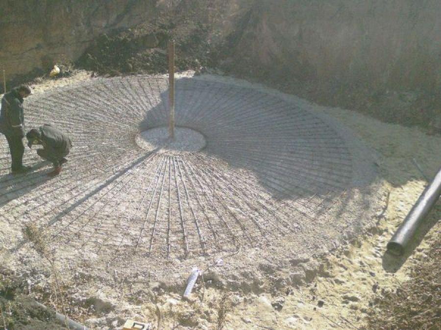 В р.п. Татищево полным ходом ведутся работы по устройству водовода