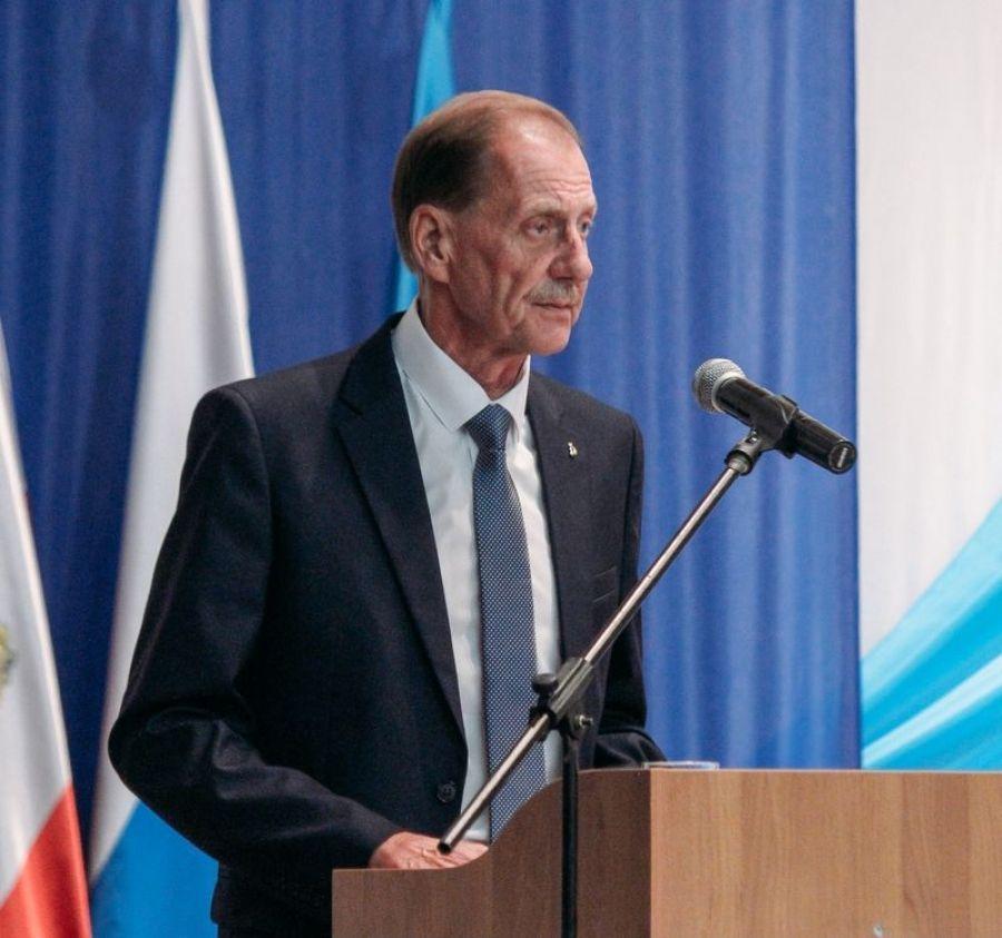 Доклад главы Татищевского муниципального района П.В. Суркова на собрании актива