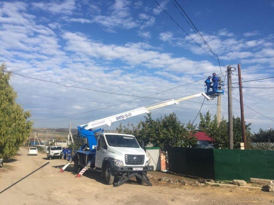 Модернизация электросетей