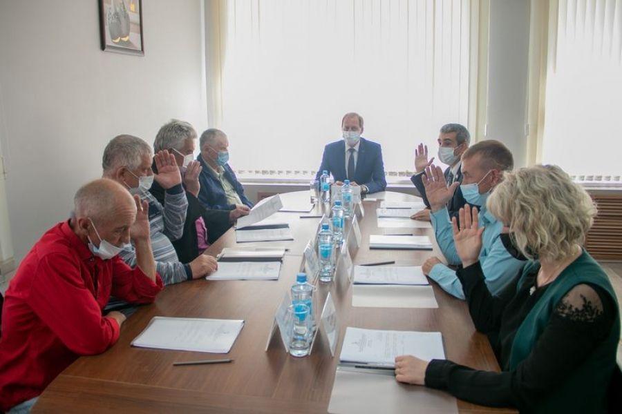 В Идолгском муниципальном образовании прошло заседание Совета депутатов