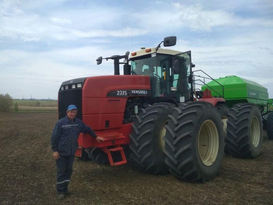 О ходе весенне-полевых работ