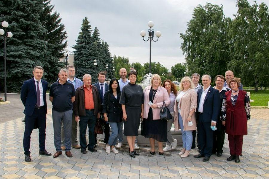 Выездное заседание комитета Саратовской областной Думы по культуре