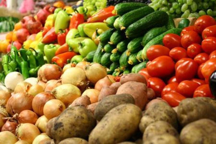 День района начинается с сельхозярмарки!