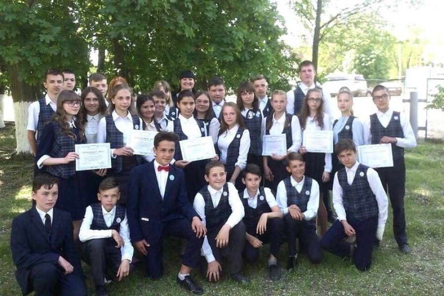 Татищевские школьники — призеры областного конкурса «Лучший ученический класс»
