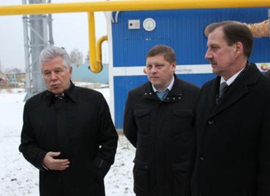 Губернатор Саратовской области посетил Татищевский район
