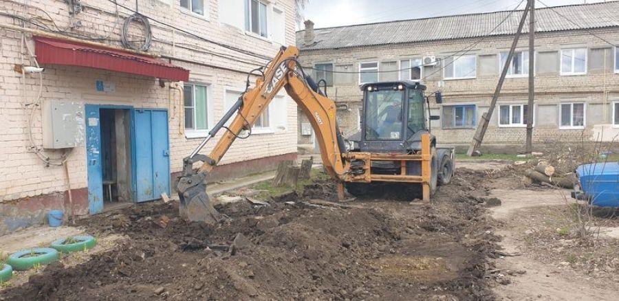 Формирование комфортной городской среды в р.п. Татищево