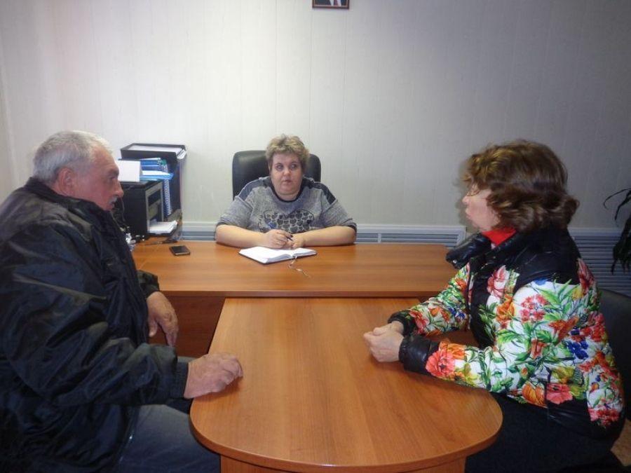 Прием граждан Ягодно-Полянского МО