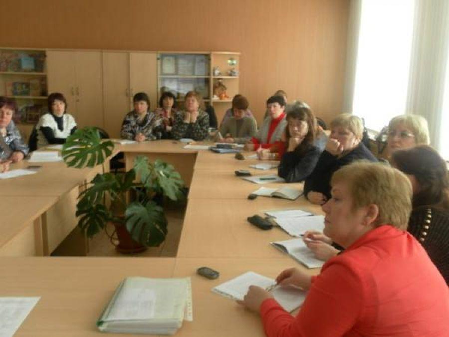 Постоянно-действующий семинар руководящих работников муниципальных дошкольных образовательных учреждений района