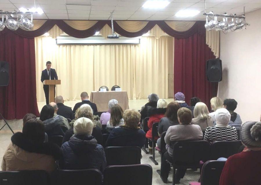 В Сторожевском МО состоялось собрание актива граждан