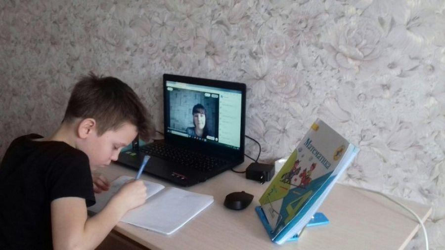 Возможности дистанционного обучения в начальной школе