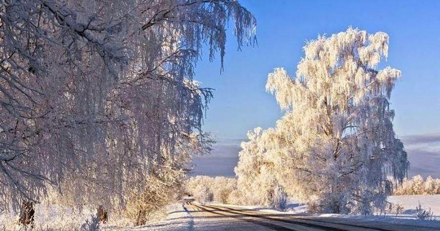 Оперативный прогноз погоды на 10 января 2020 года
