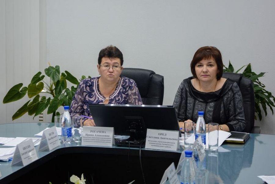 Заседание рабочей группы по снижению неформальной занятости