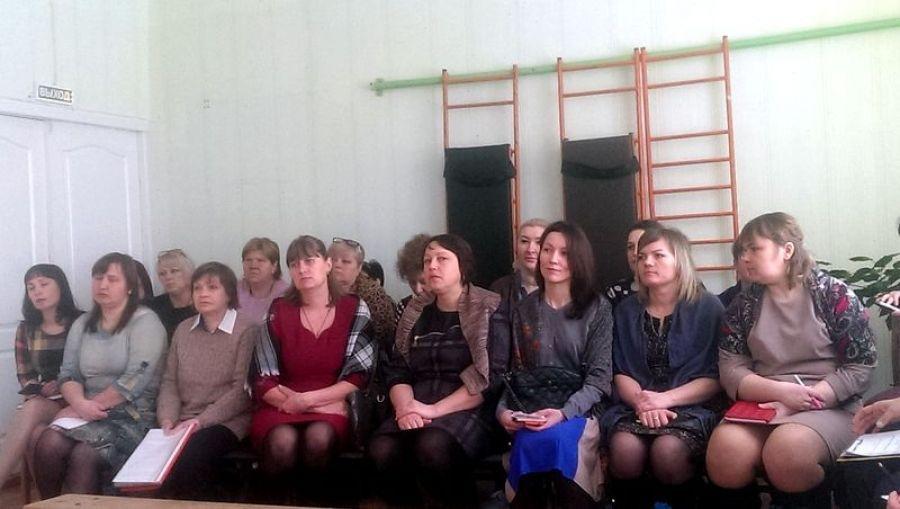 Заседание РМО педагогических работников дошкольных образовательных учреждений