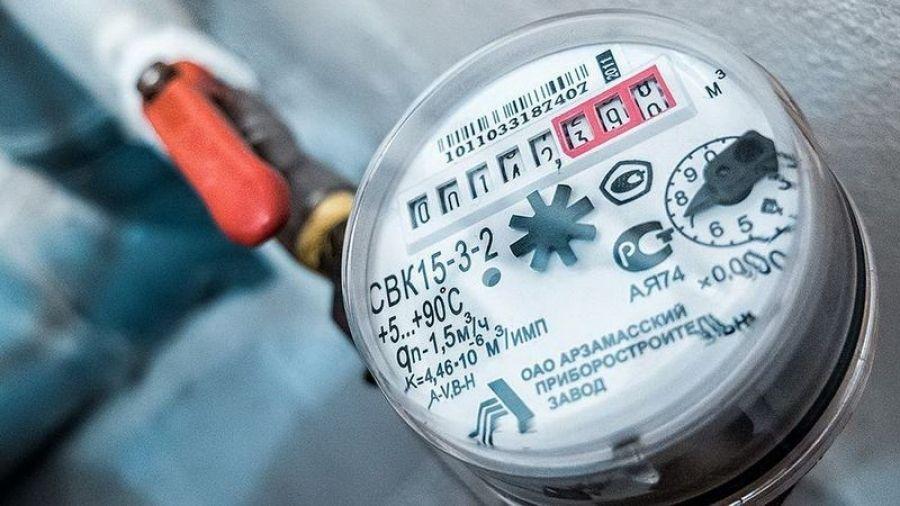 Новые тарифы на воду в р.п.Татищево