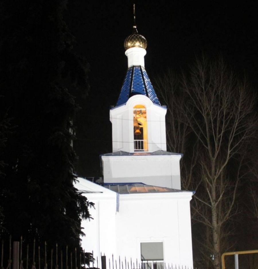 Рождественские богослужения в храмах района