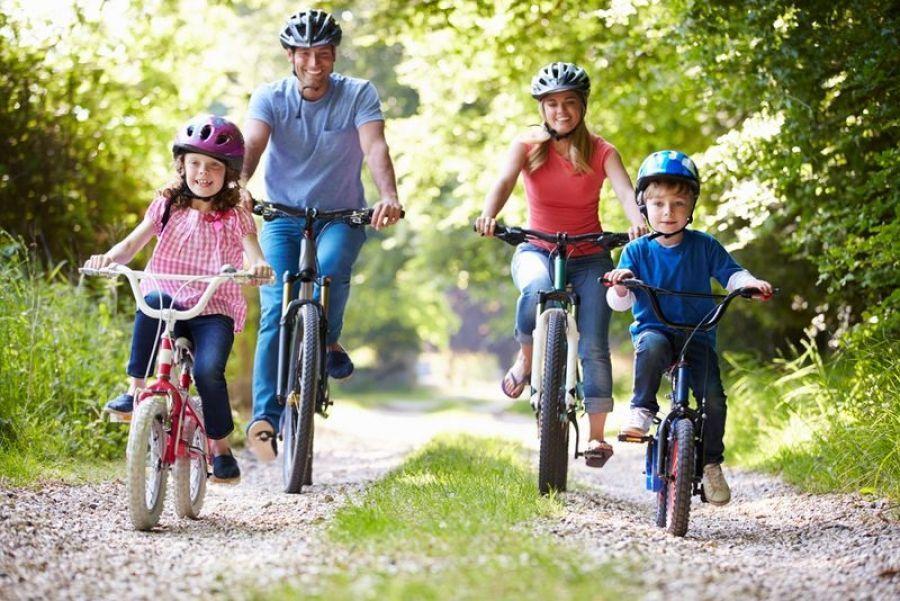 Сохрани свой велосипед!