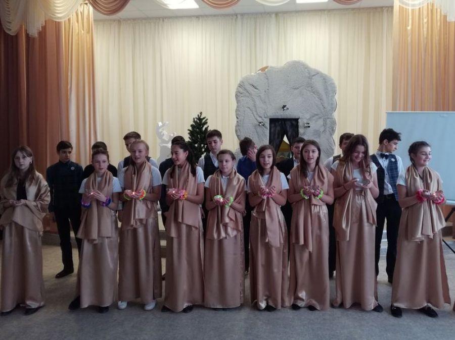 От Рождества до светлого праздника Крещения
