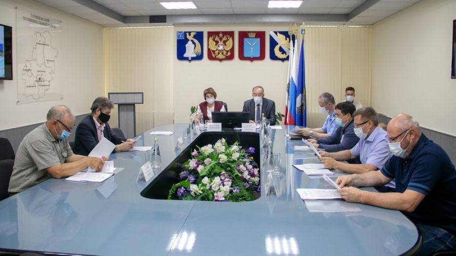 Состоялось заседание Совета депутатов
