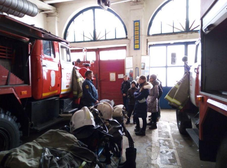 Обучение правилам пожарной безопасности