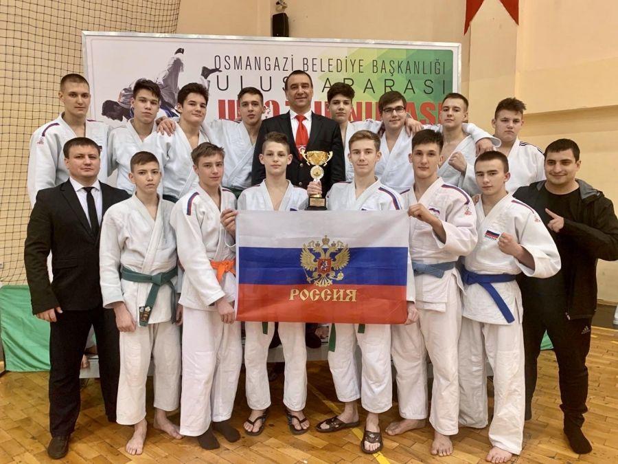 Татищевские спортсмены - призеры Международного турнира по дзюдо!