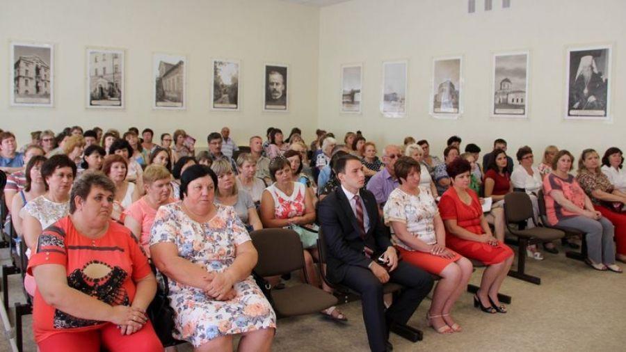 Ольга Алимова провела в Татищево встречу с избирателями