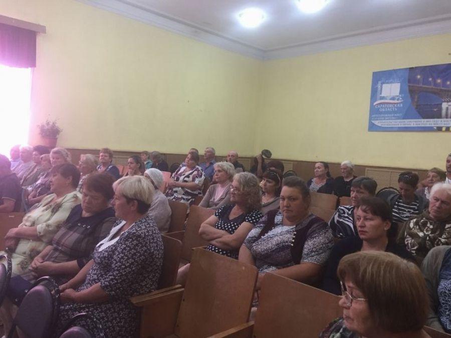 Итоги социально-экономического развития Садовского муниципального образования