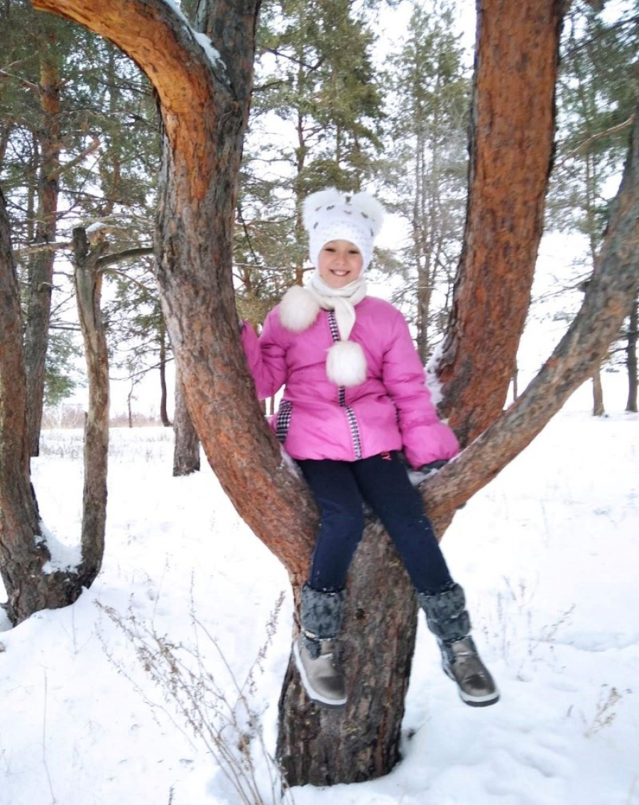 Зима в объективе