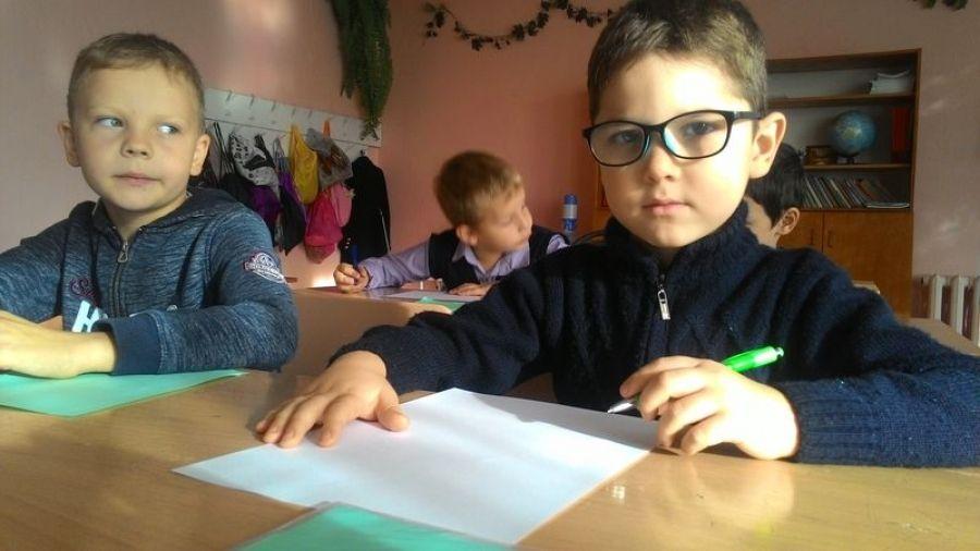 Татищевский лицей приглашает детей в группу  предшкольной подготовки