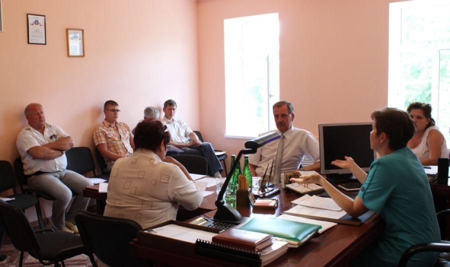 Председатель Совета депутатов и глава Татищевского муниципального образования досрочно прекратили полномочия